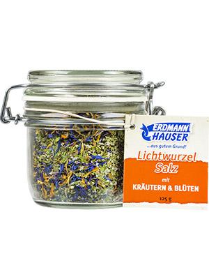 Lichtwurzel Salz Kräuter