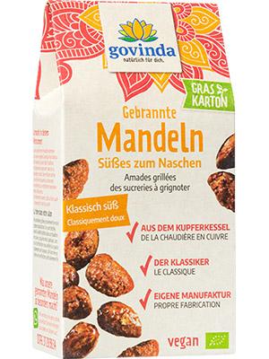 Gebrannte Mandeln