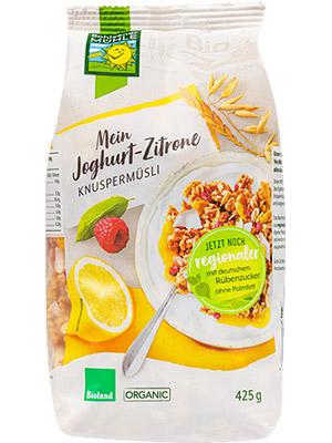 Joghurt-Zitrone