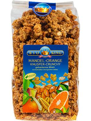 Mandel-Orange