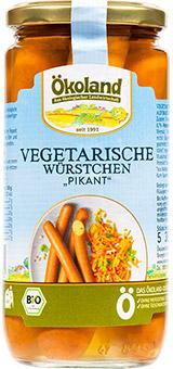 vegetarisch pikant