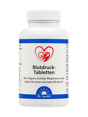 Blutdruck-Tabletten
