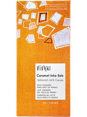 Caramel Inka Salz