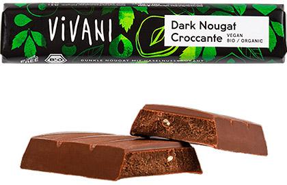 Dark Nougat Croccante