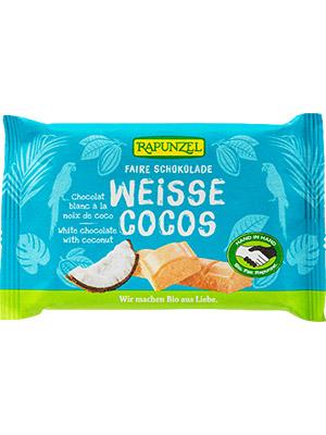 Weiße Kokos