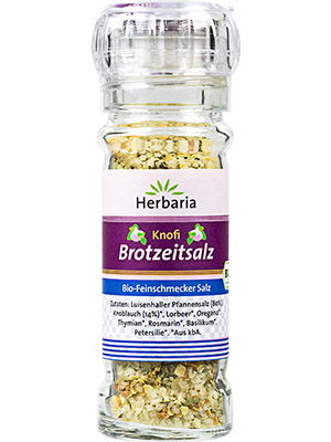 Mühle - Salz Knofi