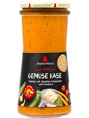 Gemüse Käse