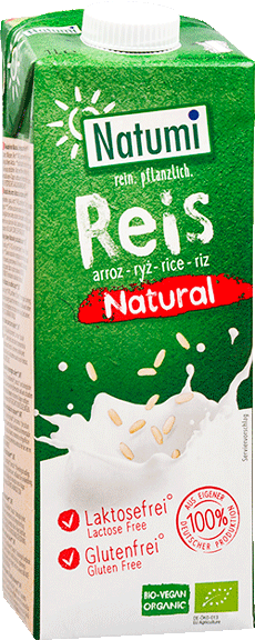 Reisdrink natural
