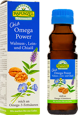 Chia Omega Power Öl