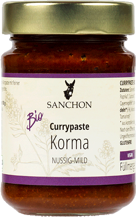Korma Currypaste