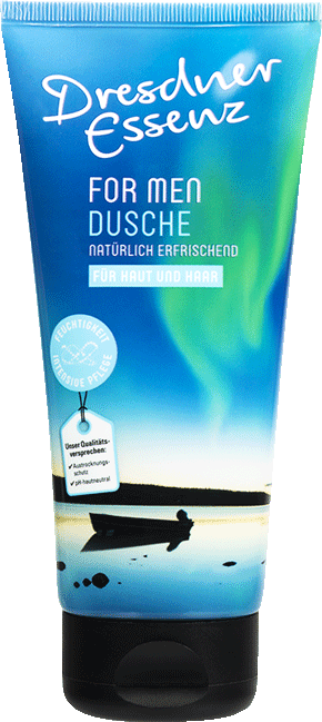 Pflegedusche FOR MEN