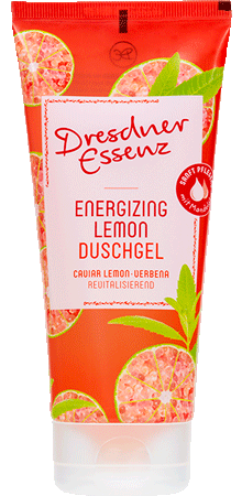 Pflegedusche Energizing Lemon