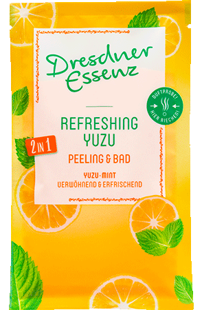 2in1 Peeling & Bad Refreshing Yuzu