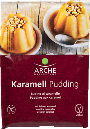 Pudding Karamell