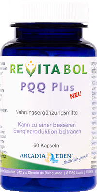 Revitabol PQQ Plus