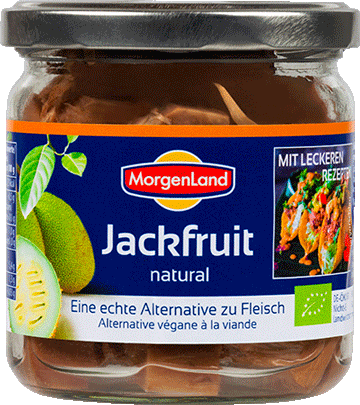 Jackfrucht natural