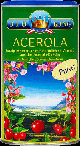 Acerola Fruchtpulver* 200g