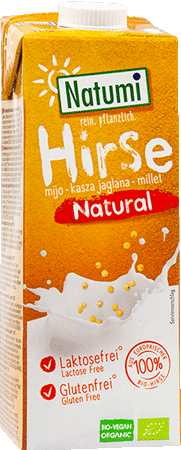 Hirsedrink natural