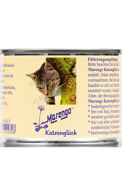 Marengo Katzenfutter Katzenglück