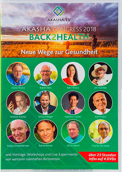 AKASHA Congress BACK2HEALTH 2018